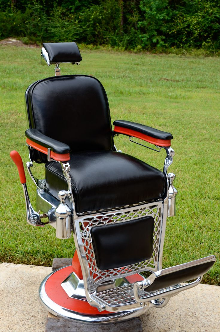 Antique koken barber chair - Find This Pin And More On Barber Chairs