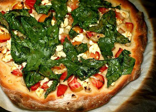 Roasted Beet Pizza | Tasty Kitchen: