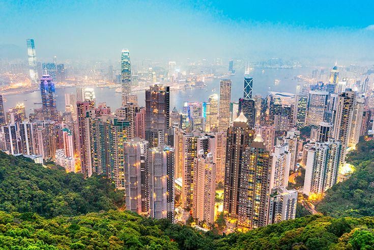 Hong Kong, Kina #hongkong #kina #china #travel #vacation #resa #semester