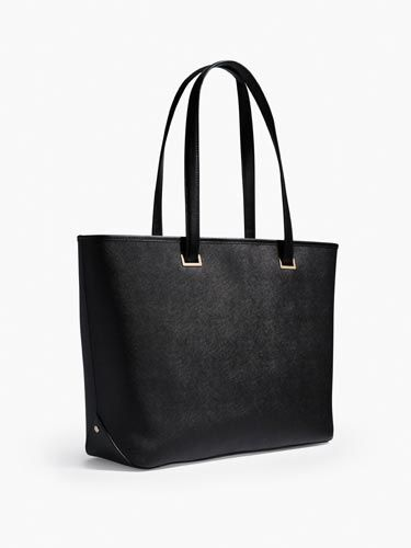 "The Seville Tote 15"" - 15"" Laptop Tote With Shell+ Design™ / Designed by Lo & Sons #loandsons"