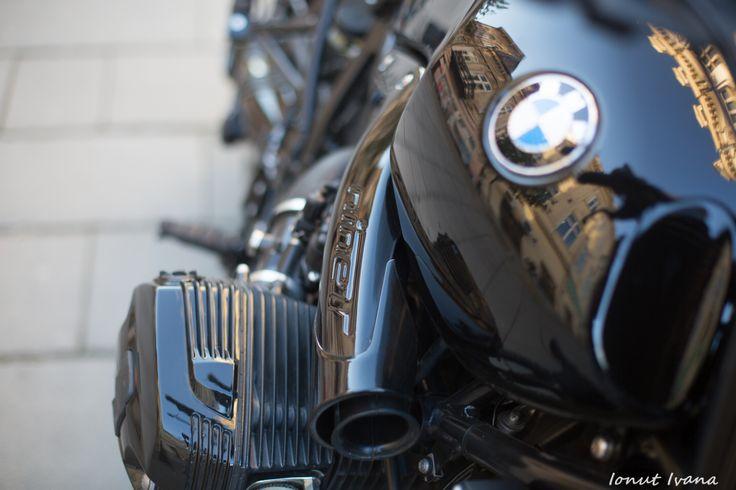 BMW R nineT all black. Custom by Maff Exclusive | Pe Motoare – Revistă moto online. Motociclete, călătorii, echipament.