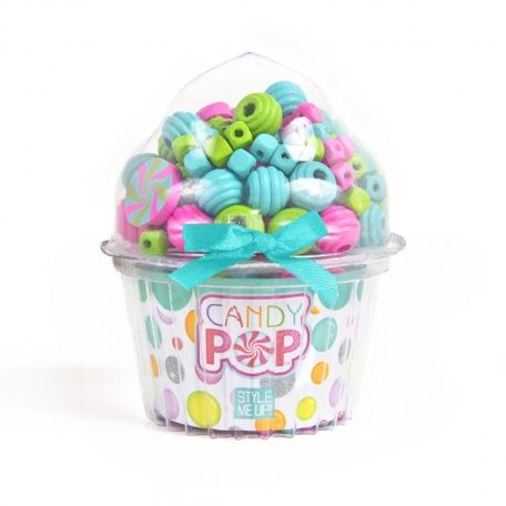 Candy Pop Cupcake To Go