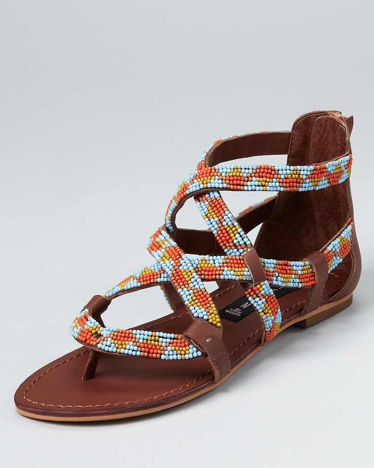 STEVEN BY STEVE MADDEN Sandals - Sariah Beaded