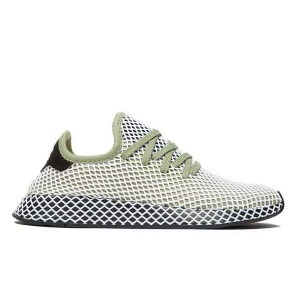 adidas Deerupt Runner Olive en 2019 | shoelace_ | Adidas