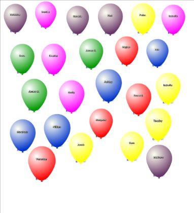 Balloon Pop Attendance  Resource type: SMART Notebook lesson  Subject: Other  Grade: Kindergarten,  Grade 1,  Grade 2,  Grade 3,  Grade 4,  Grade 5,  Grade 6,  Grade 7,  Grade 8,  Grade 9,  Grade 10,  Grade 11,  Grade 12