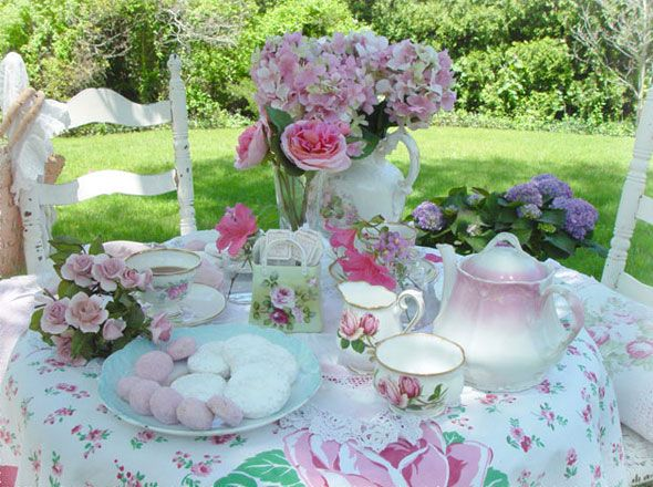 party tablescape what a beautiful small garden idea for all ages yep guess i just love spring garden teas
