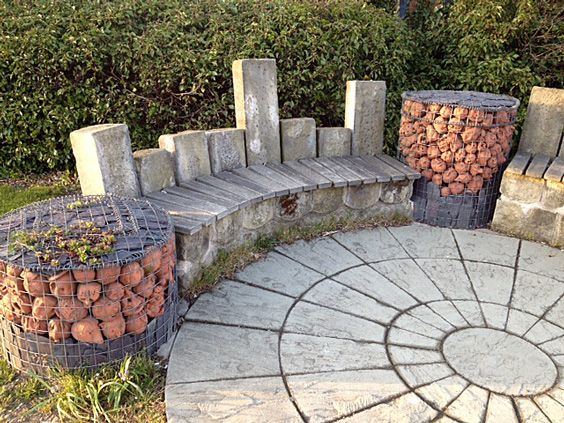 best 20 gabion baskets ideas on pinterest - Gabion Walls Design