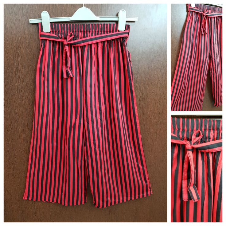 Hurry before stock runs out: Culottes - Red & ..., visit http://ftfy.bargains/products/culottes-red-black-stripes?utm_campaign=social_autopilot&utm_source=pin&utm_medium=pin  #amazing #affordable #fashion #stylish