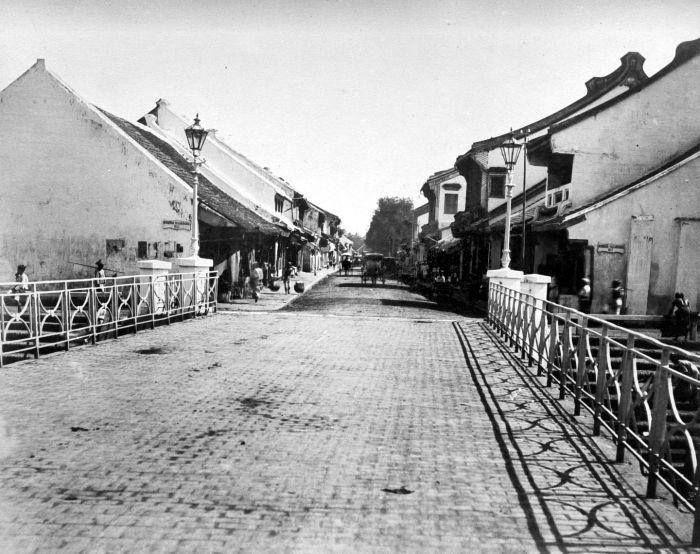 Batavia - Passer Baroe 1900