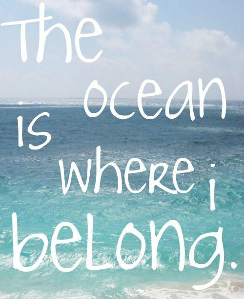 The ocean.. #ocean