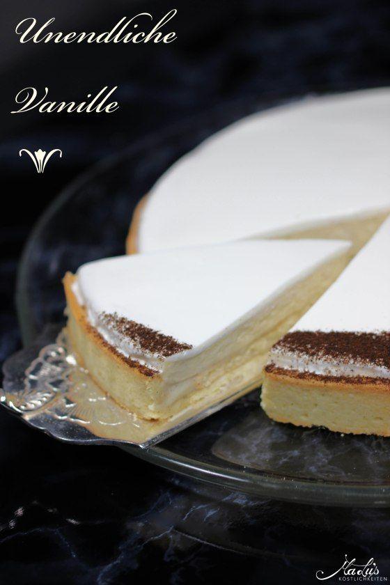 Unendliche Vanille Tarte