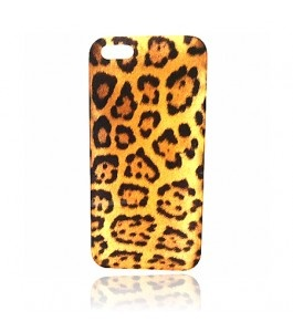 Iphone 5 Animal Leopard skin print design case to bring out the animal in you or your phone, you choose. This is in stock and available to buy!
