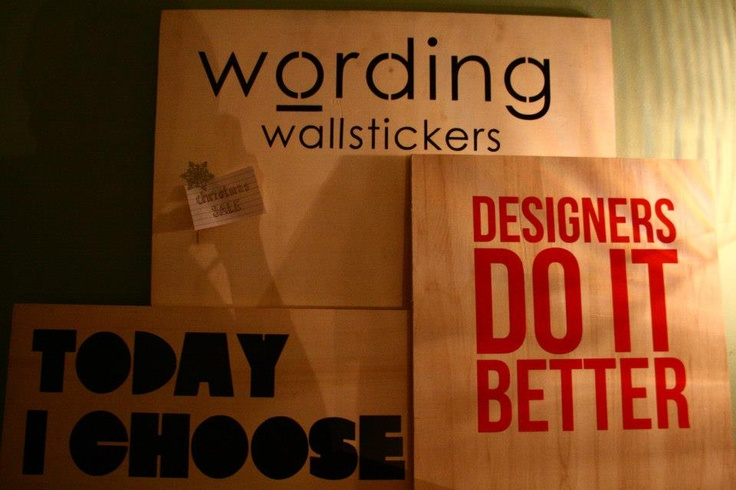 DESIGNERS do it better... ?!