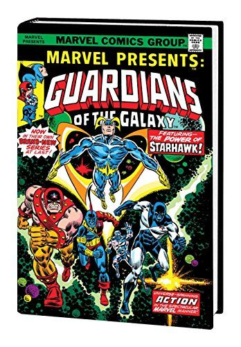 Guardians Of The Galaxy Comics Pdf