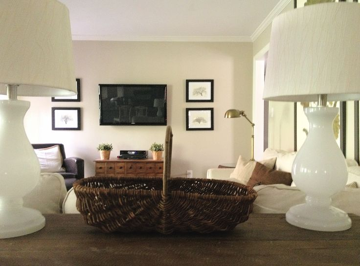 How To Decorate Big Empty Wall