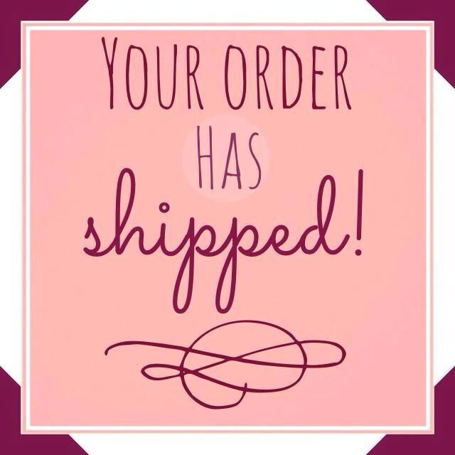 Your order has shipped www.jordynsjamjams.jamberrynails.net