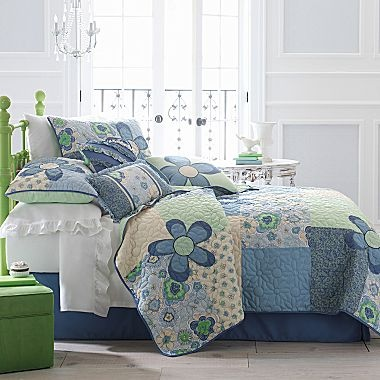 Captivating Kylie Quilt And Accessories   Jcpenney