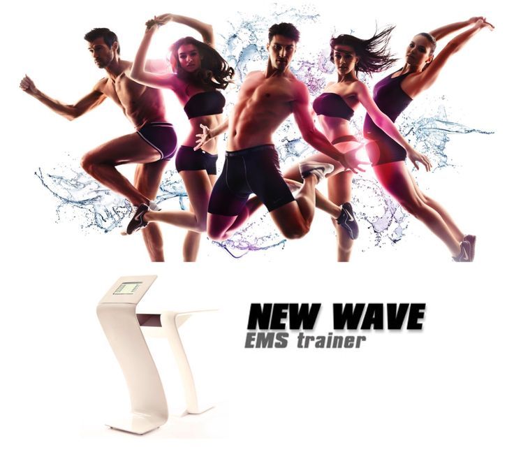 Anti-ageing fitness with high-tech solution!