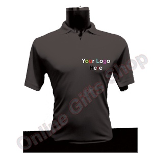 Corporate-T-Shirts -Gray-Collar