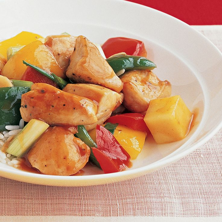 Add distinctive flavor to dinnertime with this easy recipe for a Chinese buffet favorite.