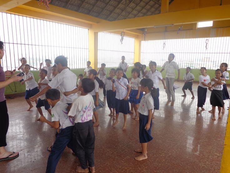 Volunteering opportunities in exciting Cambodia with Love Volunteers!