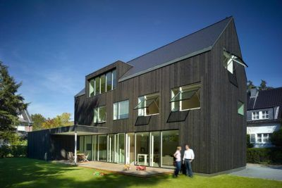 186 best images about satteldach haus on pinterest haus bauhaus and house. Black Bedroom Furniture Sets. Home Design Ideas