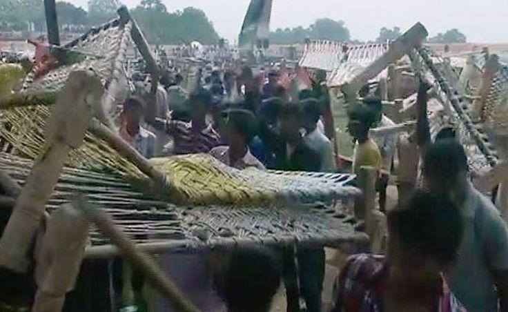 ખેડૂત ખાટલા લઇ જાય તો ચોર, માલ્યા ભાગી જાય તો ડિફોલ્ટર : Rahul Gandhi