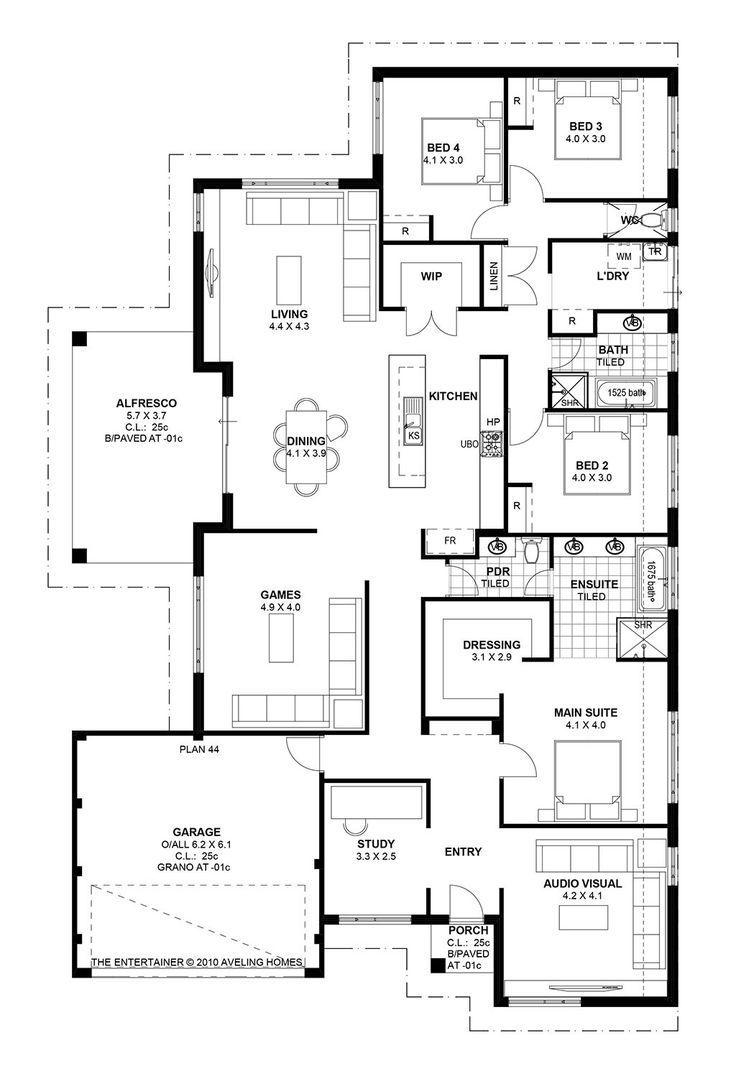 Entertainer | Aveling Homes