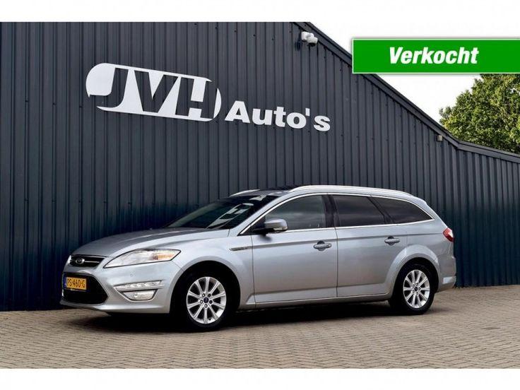 Ford Mondeo  Description: Ford Mondeo Wagon 1.6 TDCi Titanium 05-2012 ::::: Dak/Le  Price: 158.57  Meer informatie