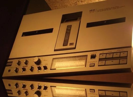 From Our Collection AKAI GX-77 (1981) www.1001hifi.com