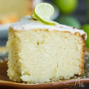 Key lime coffee cake recipe