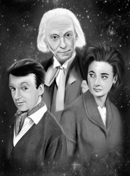 Classic Who by Rapsag