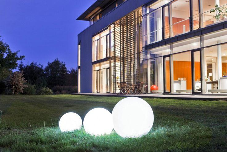 Vor Kurzem im Außenbereich von deinem Lieblingsrestaurants gesehen? ACCENTUM - Ball Light 30