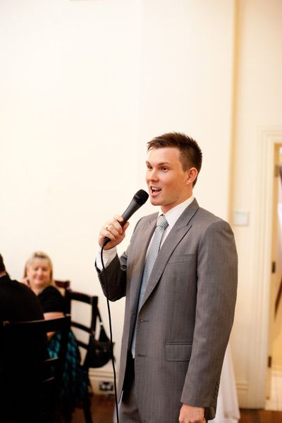 How To Be A Great Wedding MC - My Advice for MC Virgins - Polka Dot Bride