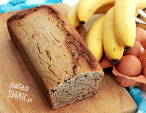 Chleb bananowy z mąką ziemniaczaną