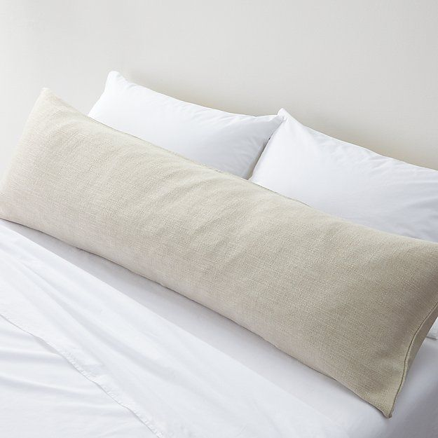 Sand Lumbar Pillow Designed By Leanne Ford Leanneford Crateandbarrel Pillows Crate And Barrel Lumbar Pillow Washable Pillow