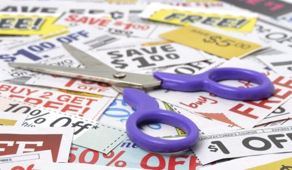 10 Places to coupon stack for huge savings! Multiply your deals.