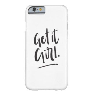 Get it girl. barely there iPhone 6 case