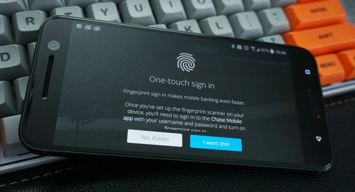 Chase App Adds Support For Fingerprint Login With Latest Update