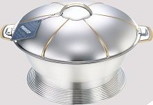 Stainless Steel hotpots - SAMAR