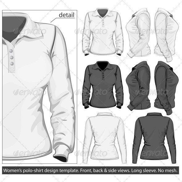 Realistic Graphic DOWNLOAD (.ai, .psd) :: http://vector-graphic.de/pinterest-itmid-1000499732i.html ...  ...  Polo, back, black, button, clothes, collar, design, fashion, female, front, illustration, lady, long, outfit, polo-shirt, satin, shirt, side, sleeve, sport, t-shirt, template, tshirt, vector, view, wear, white, women  ... Realistic Photo Graphic Print Obejct Business Web Elements Illustration Design Templates ... DOWNLOAD :: http://vector-graphic.de/pinterest-itmid-1000499732i.html