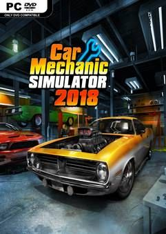 Car Mechanic Simulator 2018 (v1.0.2 + 2 DLCs, MULTi14) [Fitgirl Repack] - Simulation Game