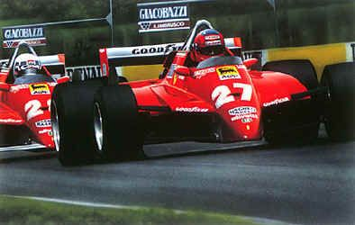 gilles villeneuve | MacLeod. Imola 1982 will always be remembered by Gilles Villeneuve ...