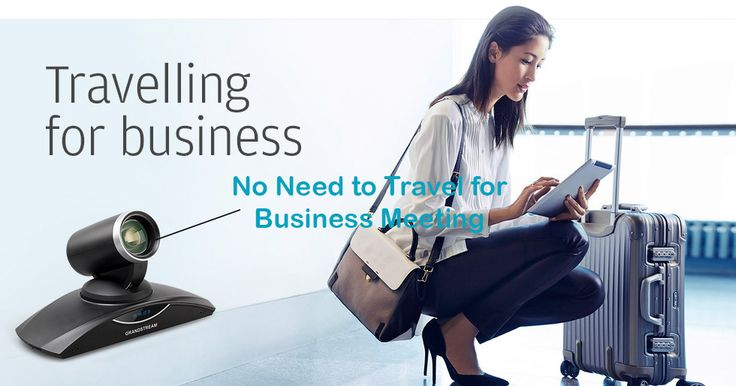 No need to Travel for business meeting. Organize and hold your meeting with the help of Video Conferencing System.  Imagine that you have to conduct an important meeting for your company with different people who are scattered over different places in the world, thousands of miles apart. To bring them together around a table, you need to consider and shoulder so many hassles: travel expenses, availability of flight seats, visas, availability of participants at the scheduled time…