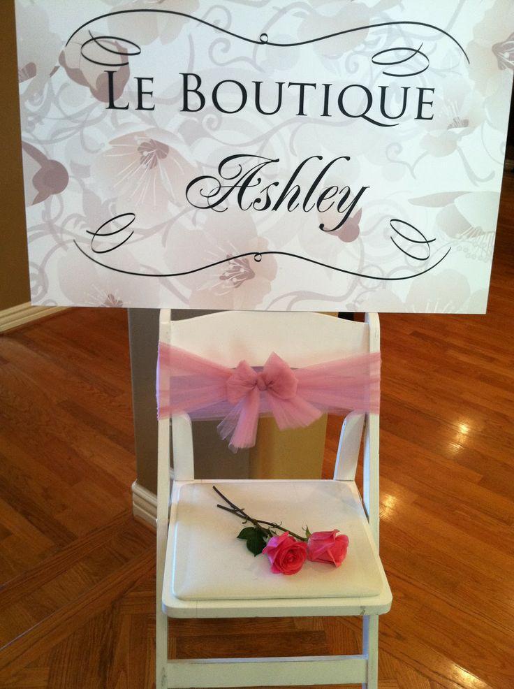 parisian theme bridal shower | Ashley's Parisian Bridal Shower *Picture Heavy*