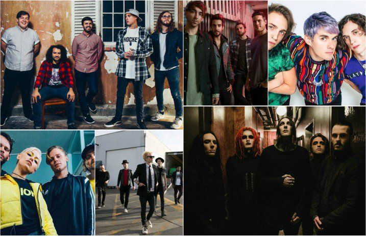 See full Warped Tour lineup for final cross country run - News - Alternative Press