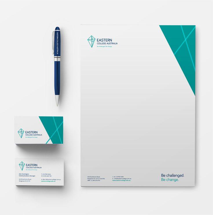 Eastern College Australia - Sydney Graphic Design and Branding: Boheem in Surry…