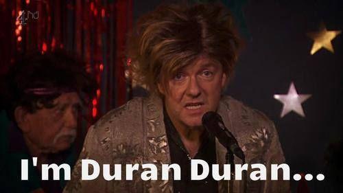 """""""I'm Duran Duran"""" - Derek  (RIcky Gervais)"""