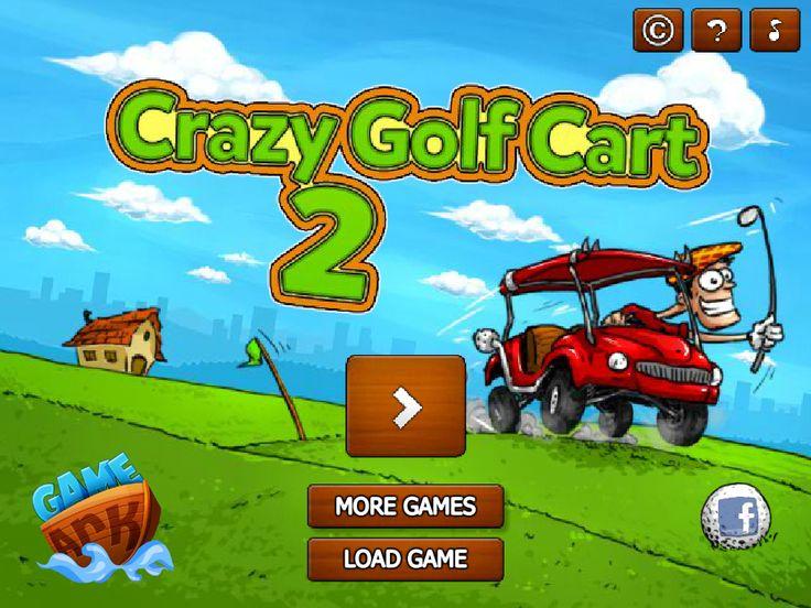 Crazy Golf Cart oyunun devamı. Golf oyunu alanında yarışa katıl.5 farklı araçtan birini seç ve 24 bölümü bitir. Her başarı ve madalya için para kazan. Yarışı kazanmakta zorlanırsan aracını geliştir.
