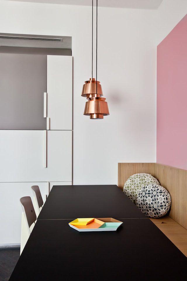 76 besten kupfer leuchten copper lamps bilder auf pinterest. Black Bedroom Furniture Sets. Home Design Ideas
